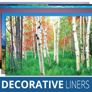 Window Well Liners High Definition Decorative Liners