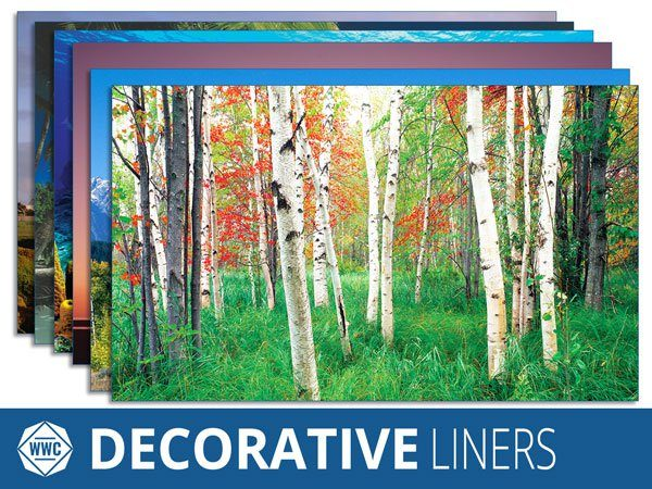 Decorative Window Well Liners Over 24 Decorative Scenes