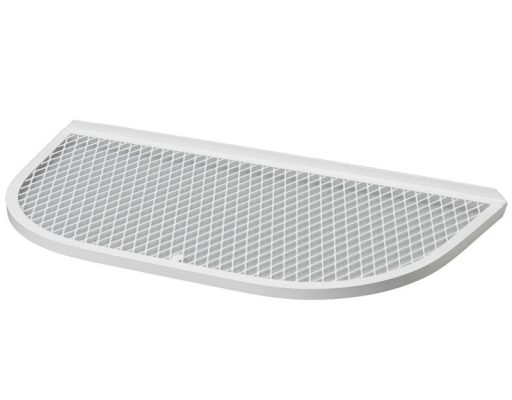 Steel Window Well Grate by Monarch (4 colors available)