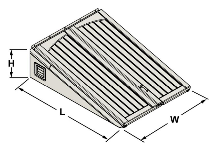 Bilco Ultra Series Basement Door High Density