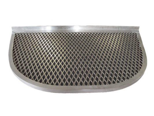 Aluminum grate