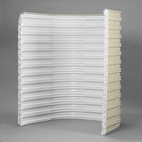 Stif back ii window well by monarch white window well for Monarch basement windows