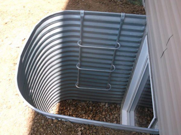 Window Well Egress Ladder