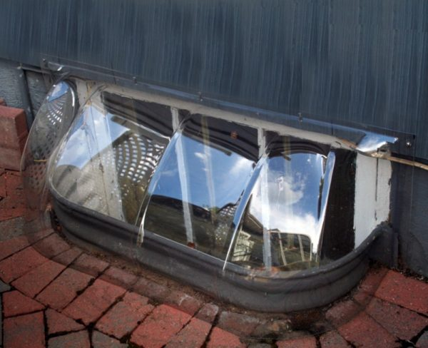 Crystal-clear unbreakable bubble window well covers. Variety of sizes and shapes. Lifetime warranty & Free Shipping on all Sizes.