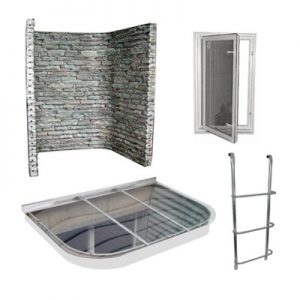 Egress Window Kits