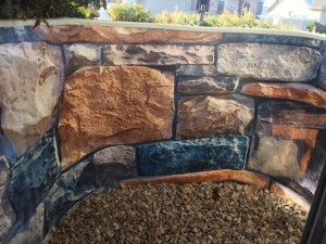 Window Well Liners - Customer installed Masonry Scene