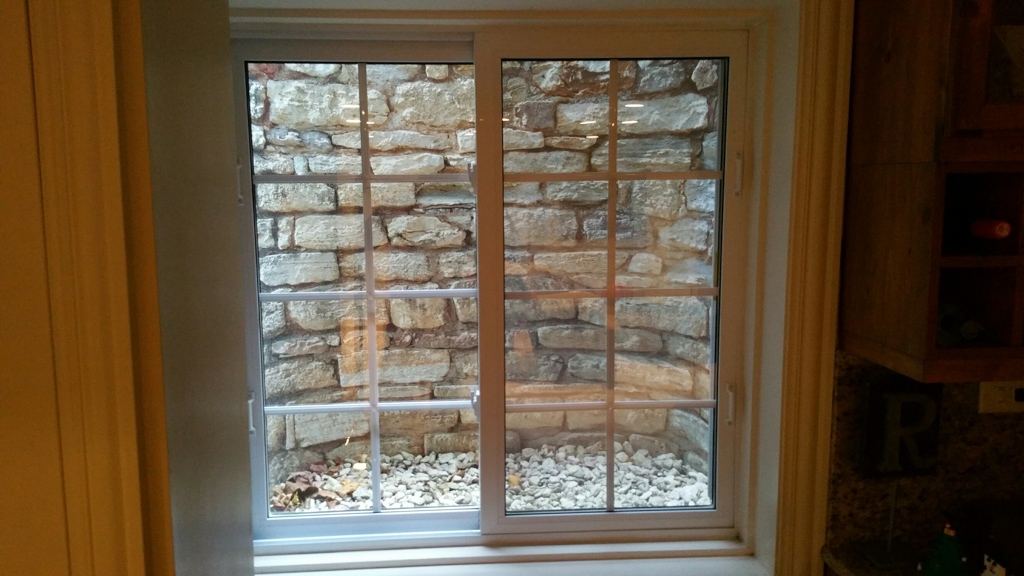 Window Well Liners Customer Photos